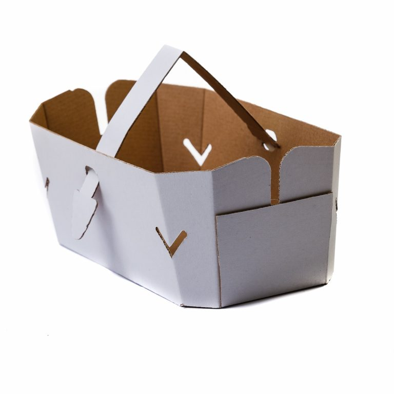 1,5 kg Korb mit Henkel