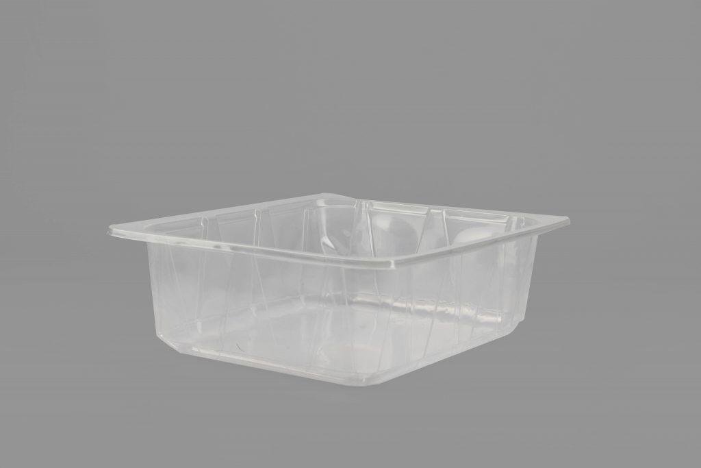 1/2 Gastroschale 325x265x100mm, transparent
