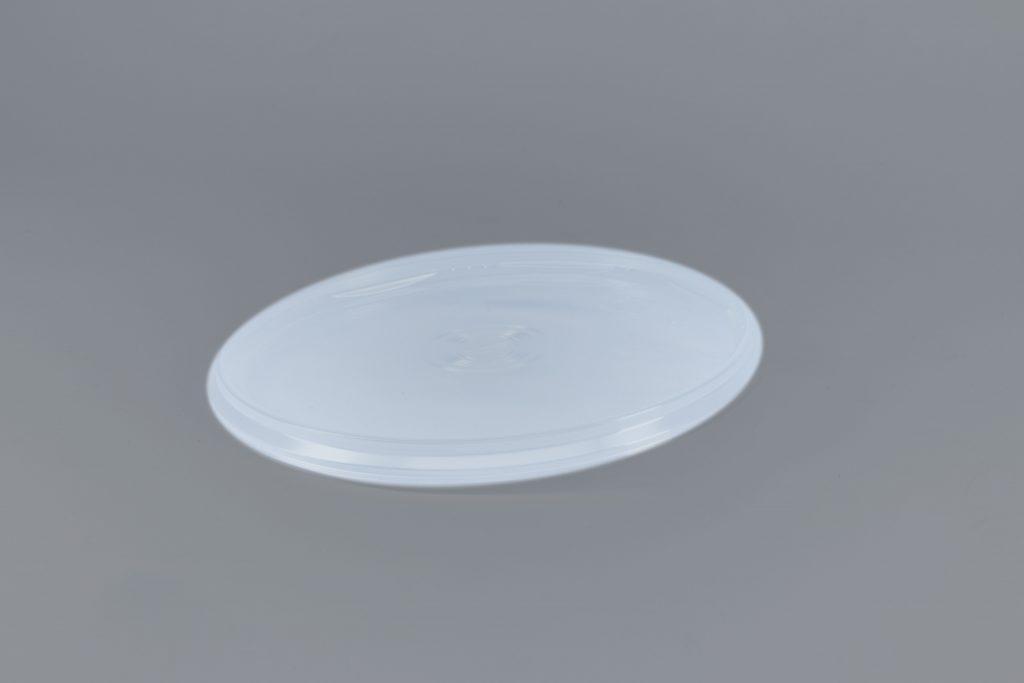 Deckel zu 5 Liter Rundeimer, transparent